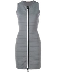 Christopher Kane Zip Through Bandage Dress