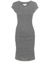 Velvet Ciroc Ruched Jersey Dress