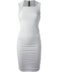 Gareth Pugh Gathered Bodycon Dress