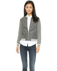 Grey bomber jacket original 4528957