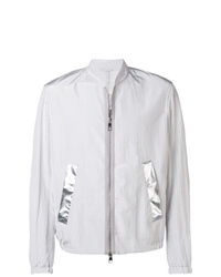 Neil Barrett Block Stripe Bomber Jacket