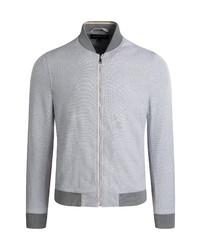 Bugatchi Cotton Bomber Jacket