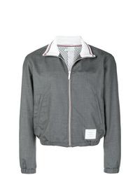 Thom Browne Elastic Hem Track Jacket