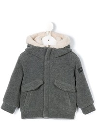 Il Gufo Fleece Bomber Jacket
