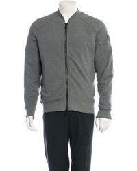Belstaff Jersey Knit Bomber Jacket