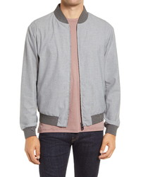 BOSS Nolwin Stretch Bomber Jacket