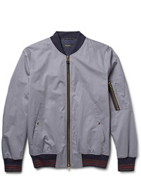 Paul Smith Ps By Cotton Bomber Jacket