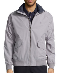 Izod Water Repellant Radiance Bomber Lightweight Jacket