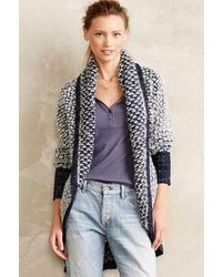 Anthropologie theonne longspur wrap cardigan medium 102613