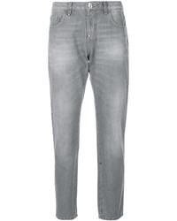 Philipp Plein Boyfriend Jeans