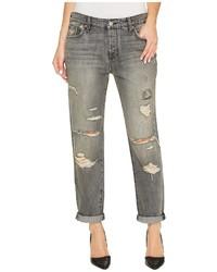 Lucky Brand Sienna Slim Boyfriend Jeans In Barry Jeans