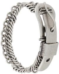 Maison Margiela Buckle Chain Bracelet