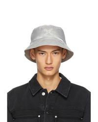 Kenzo Grey Sport Bucket Hat