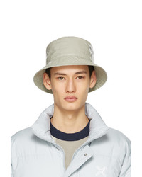 Kenzo Grey Sport Little X Bucket Hat