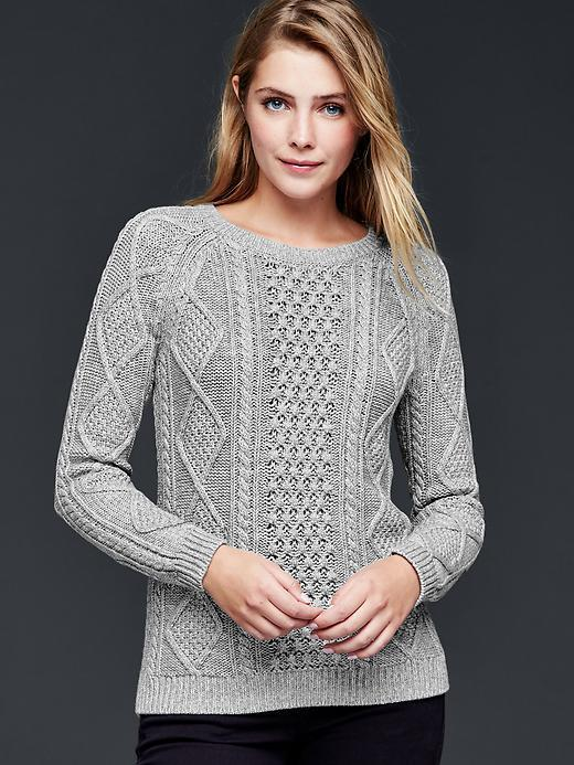 Gap Cable Knit Pullover Sweater | Where to buy & how to wear