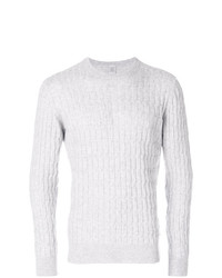 Eleventy Cable Knit Sweater