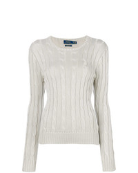 Cable knit sweater medium 8621833