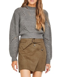 ASTR the Label Carly Crop Sweater