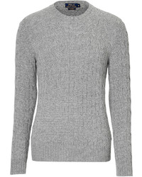 Polo Ralph Lauren Cashmere Cable Knit Pullover