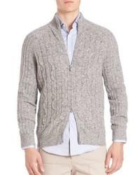 Brunello Cucinelli Donegal Virgin Wool Cashmere Silk Sweater