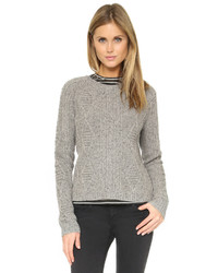 Knox cable pullover medium 384191