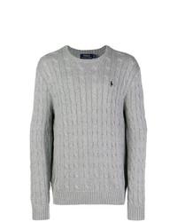 Polo Ralph Lauren Logo Long Sleeve Sweater