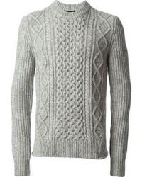 Michael Kors Michl Kors Cable Knit Sweater
