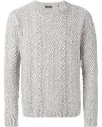 Paul Smith London Cable Knit Sweater