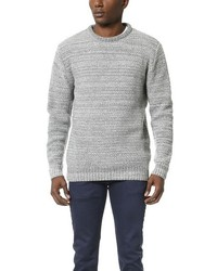 Soulland Ricketts Honeycomb Sweater