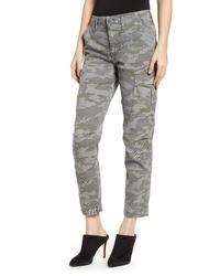 Hudson Jeans Hudson Jane Slim Camo Cargo Pants