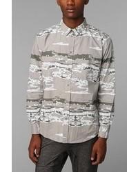 Cheap Monday Neo Camo Shirt