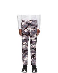 Valentino Grey Camo Vltn Lounge Pants