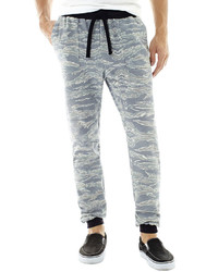 Camo Novelty Season Jogger Pants