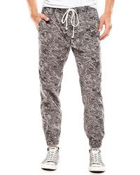 Arizona Printed Chino Jogger Pants