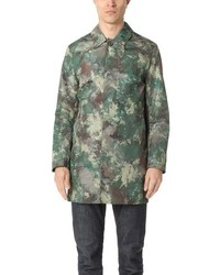 MACKINTOSH Camo Trench Coat