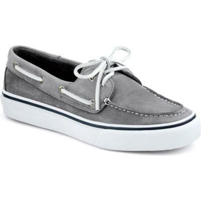 ... Sperry Topsider Shoes Washable Bahama 2 Eye Grey Washable Nubuck