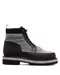 Thom Browne All Terrain Lace Up Ankle Boots
