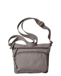 Adesso mossimo supply co ripstop crossbody bag grey medium 437982