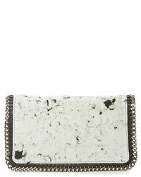 Stella McCartney Falabella Splash Canvas Crossbody Bag