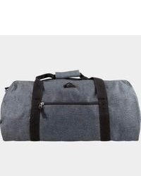 Quiksilver medium duffle bag grey one size for 190281115 medium 106487