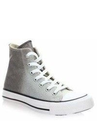 Converse Chuck Taylor Metallic Ombre High Top Sneakers