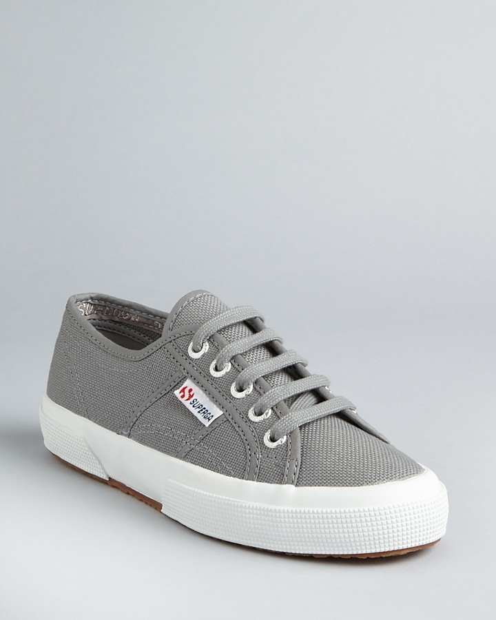Superga Classic Lace Up Sneakers, $65