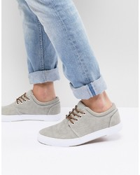 Pier One Plimsolls In Grey