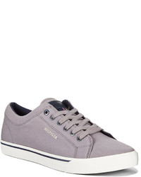 dabc46d34 Men s Grey Low Top Sneakers by Tommy Hilfiger