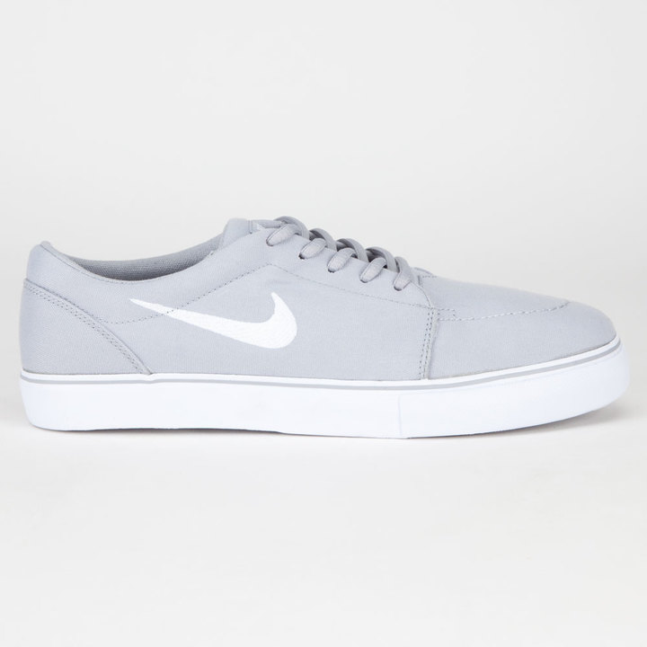 eb10a15804 Nike Sb Satire Canvas Shoes, $61 | Tilly's | Lookastic.com