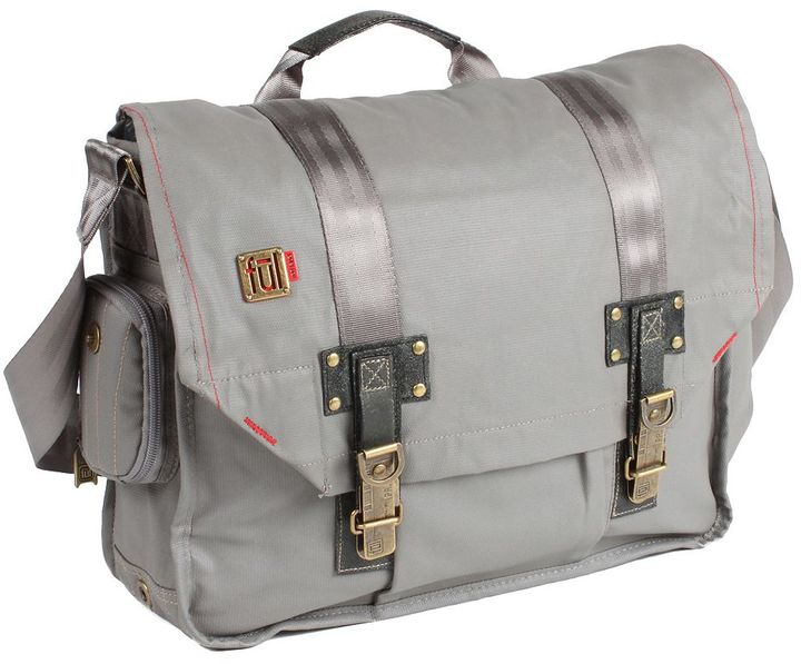Ful Ampt 17 In Laptop Messenger Bag | Where to buy & how to wear