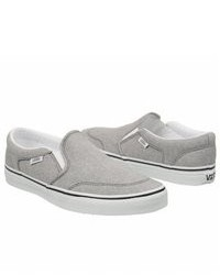 Vans Asher Slip On Skate Shoe