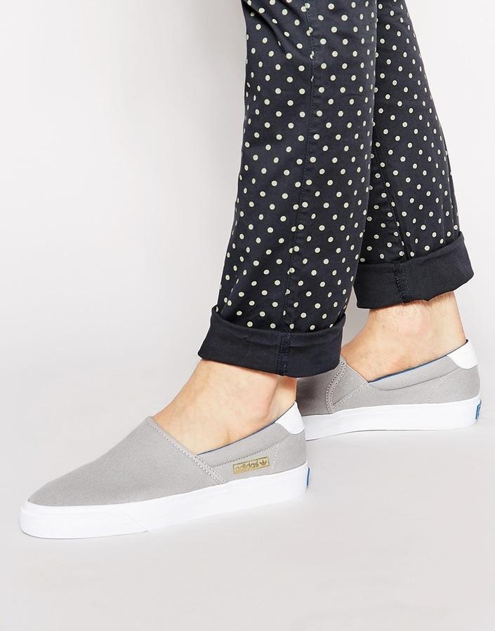official photos 6f53e 99706 ... adidas Originals Adi Drill Slip On Sneakers ...