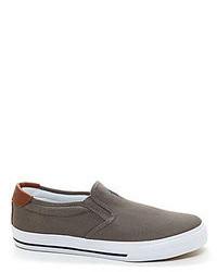 Polo Ralph Lauren S Vaughn Canvas Slip On Sneakers