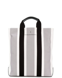 Calvin Klein 205W39nyc Striped Shopper Tote